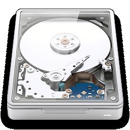 icône de disque dur